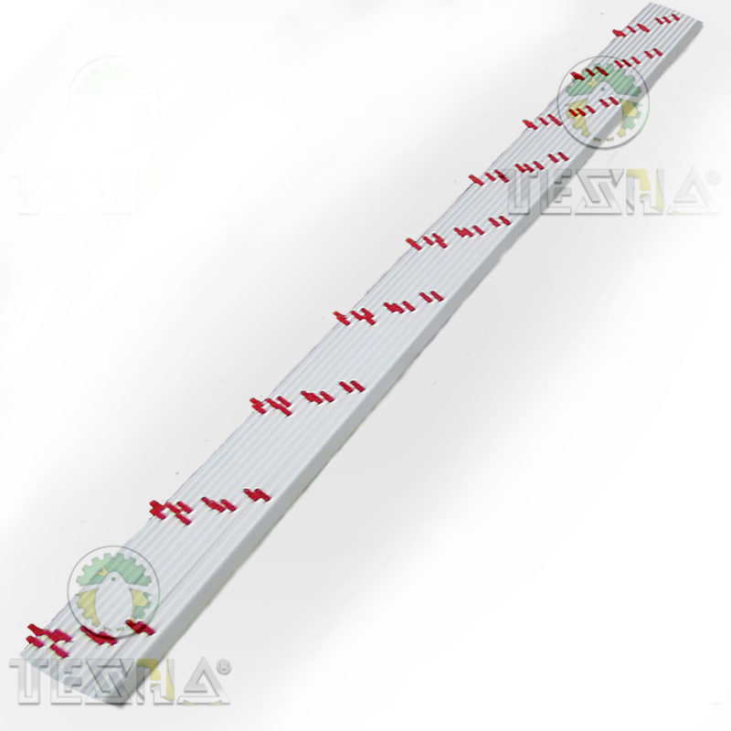 Труба линии поения, 18 ниппелей