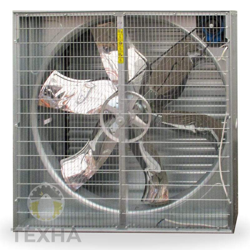 Вентилятор осевой ТВО – 12,7 – 2 – 1 (50″)