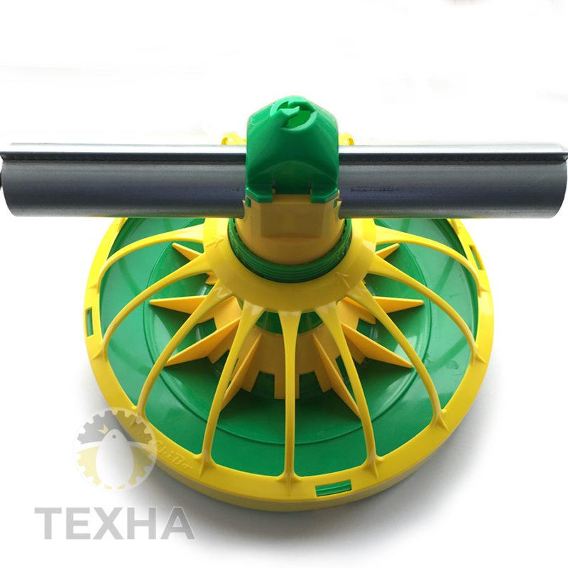 Кормушка KoChiBo для выращивания бройлеров, 16 лучей