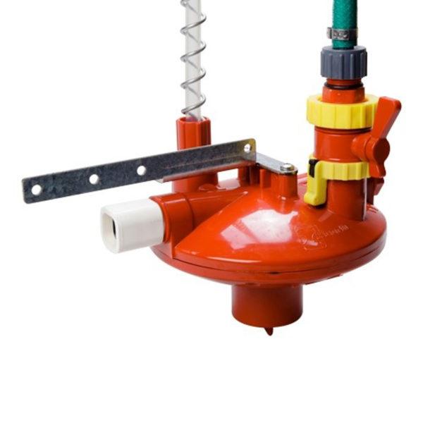 Регулятор тиску води