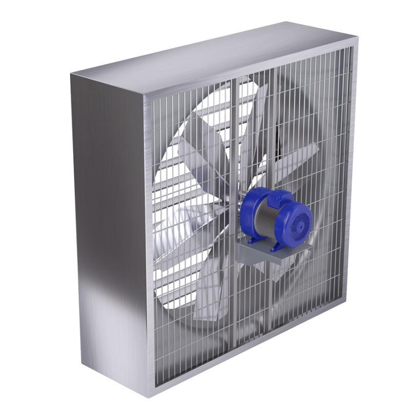 Вентилятор осевой ТВО – 6,6 – 2 – 1 (26″)