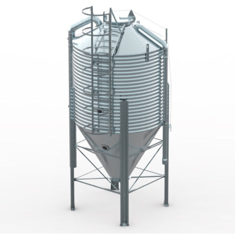 Бункер для корма 6,0 т / 9,0 м куб