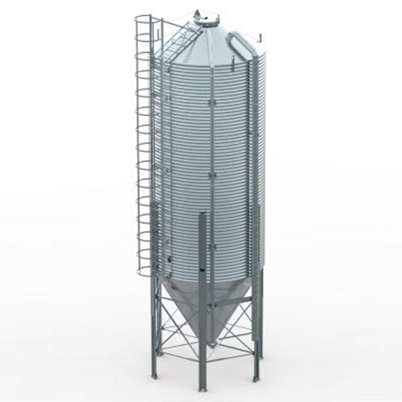 Бункер для корма 20,3 т / 30,3 м куб