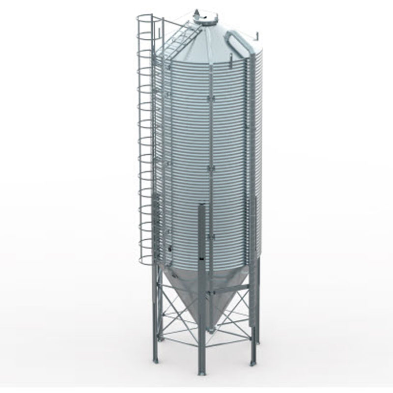 Бункер для корма 23,2 т / 34,6 м куб с пневмозагрузкой