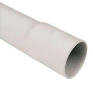 Труба ПВХ 90х3,5х3000 с раструбом