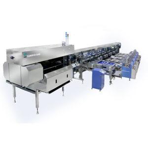 Яйцесортувальна машина Nabel Canopus (40 - 240 тис. яєць/ година)