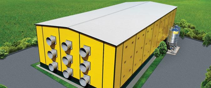 Проект по созданию Эко фермы по производству яиц