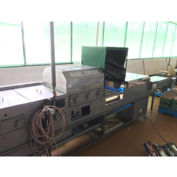 Машина для мойки яиц Nabel EWD 100 (10 000 яиц/час)