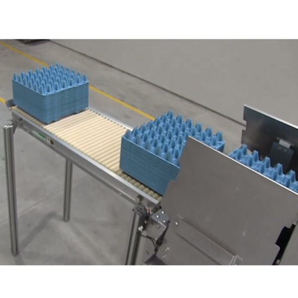 Машина для мойки пластиковых лотков для яиц Nabel PTW200