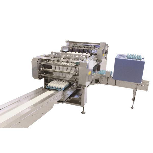 Упаковщик Nabel FFP 4100 (40 000 яиц/час)